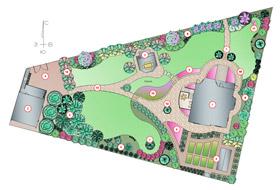 Экспликация Генерального плана. Ландшафтный дизайн